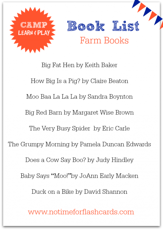 farm books for kids