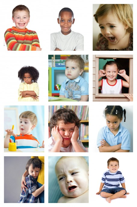 Emotions cards from no time for flash cards