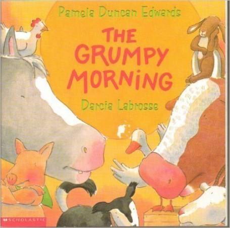 the grumpy morning emotions circle time