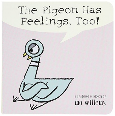 the pigeon has feelings too circle time