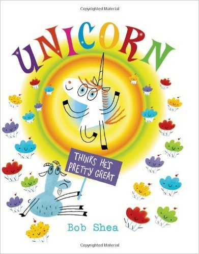 unicorn books for children