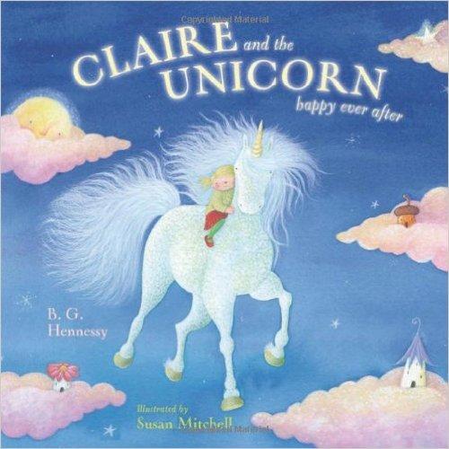 unicorn books for preschool