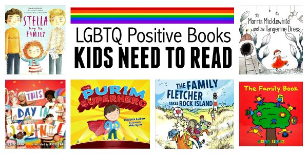 LGBTQ books for kids