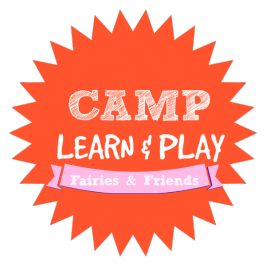 camp learn and play logo week 4