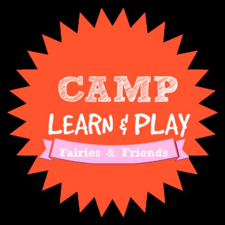 camp learn and play logo week 4