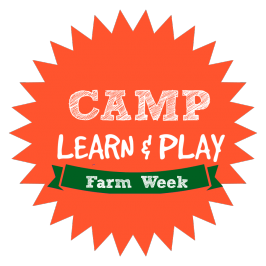 Camp Learn & Play – Farm Week