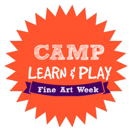 Camp Learn & Play – Little Picasso & Mini Matisse
