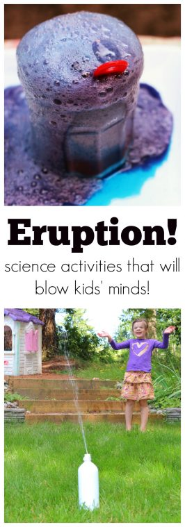 Eruption Science – Summer STEM Lab