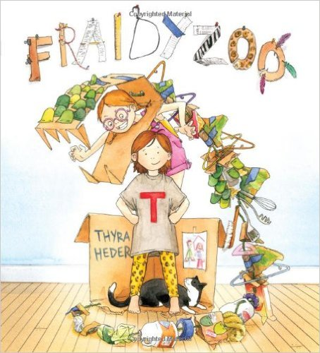 fraidyzoo - stem books for kids