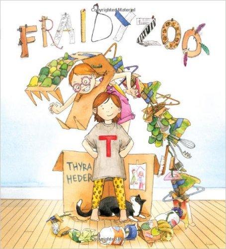 fraidyzoo - stem books for kids