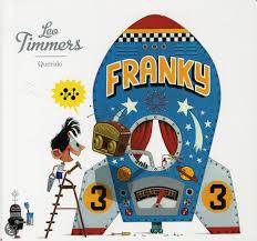 franky robot book