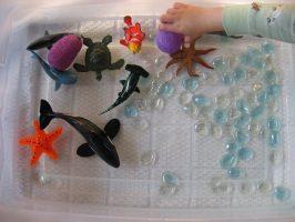 ocean in a tub