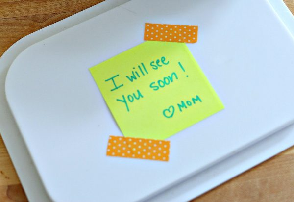 sight word lunchbox note #makeitstick