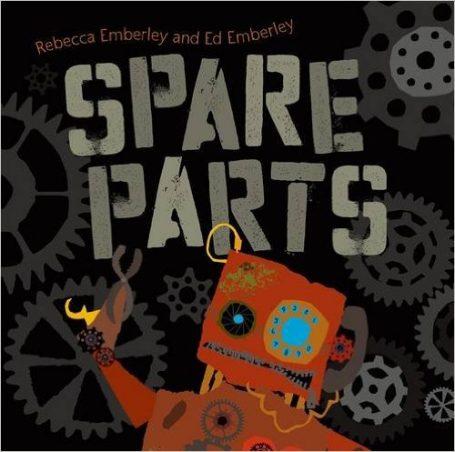 spare parts robotos