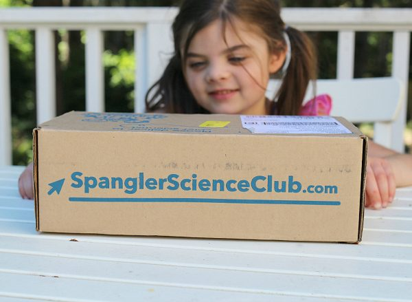 Steve Spangler Science Club subscription boxes