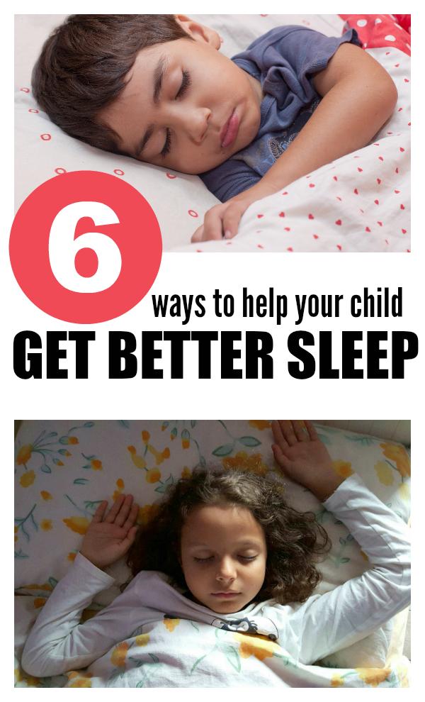 Better sleep means better behavior
