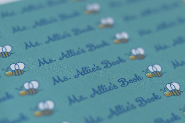 Mabel's Labels Book Labels