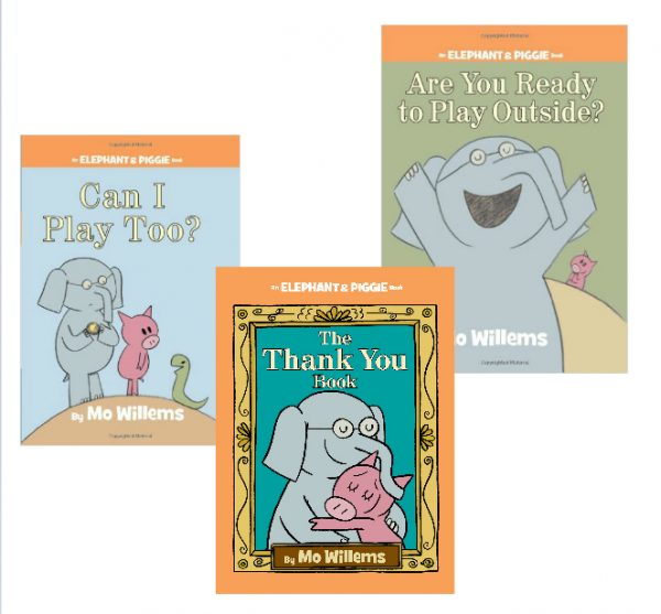 book series for kindergarteners
