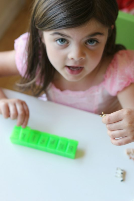 fine motor letter sounds activity for kindergarten