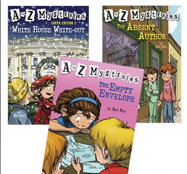 great series for kids a-z mysteries