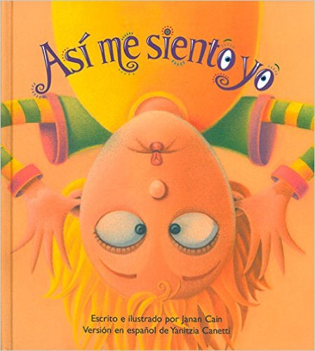 picture books in spanish the way I feel