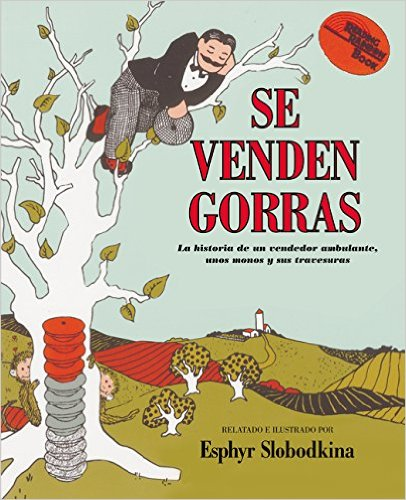 picture books translated into spanish caps for sale