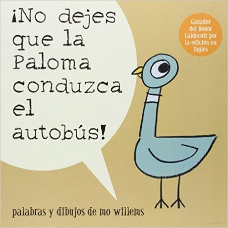 picture books translated into spanish - don't let the pigeon ride the bus