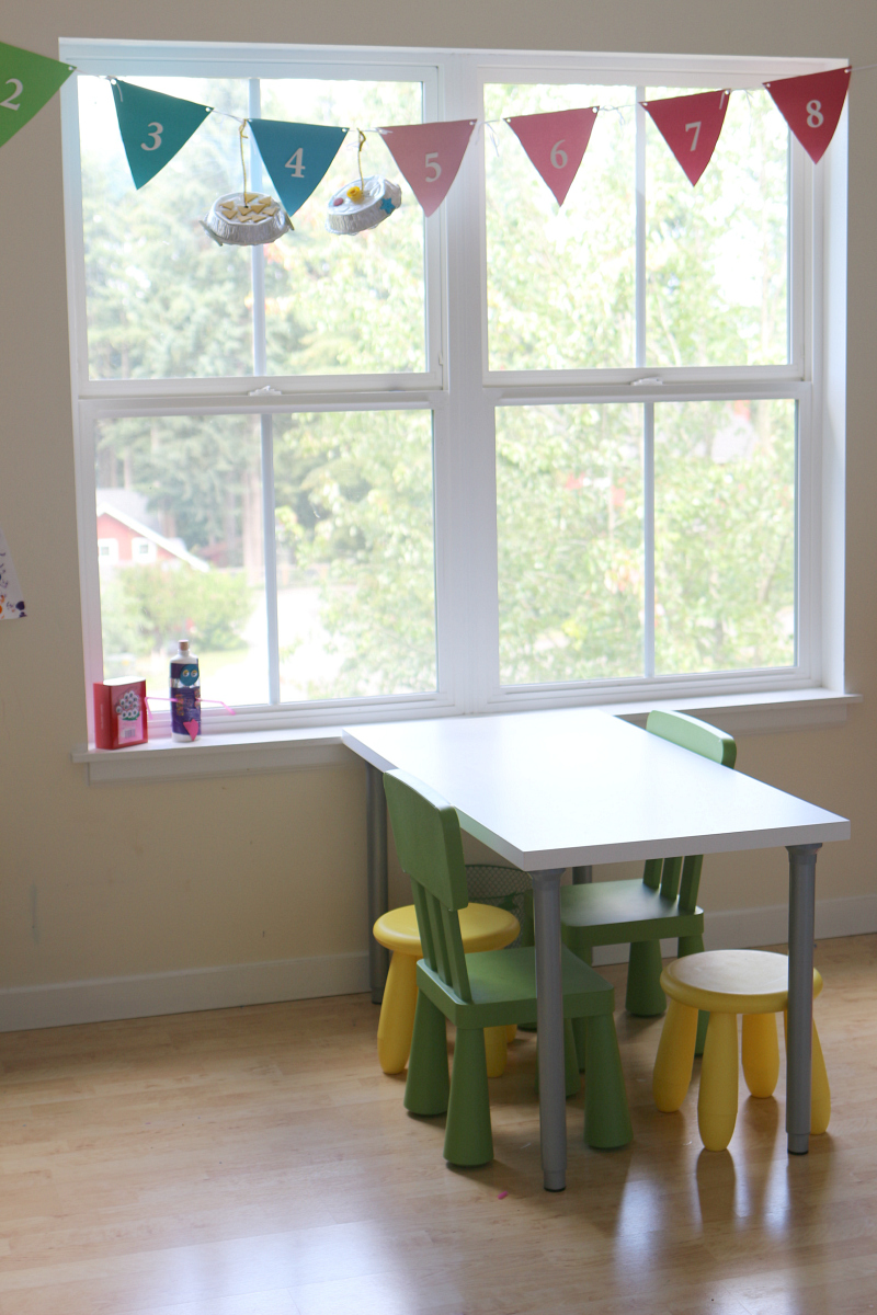 playroom design maker space