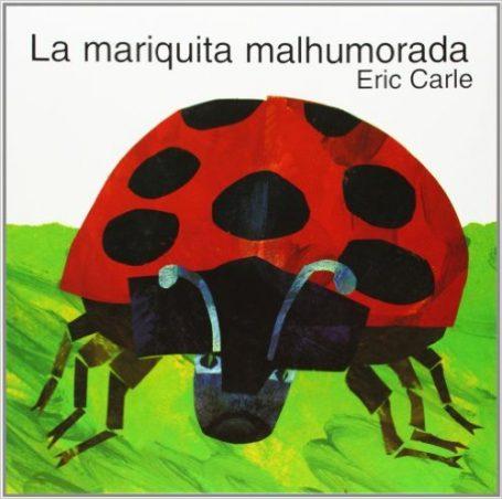 spanish grumpy ladybug