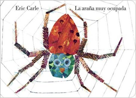 spanish the very busy spider