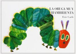 spanish very hungry caterpillar