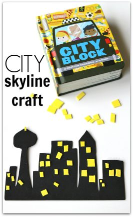 City Craft – Foam Skyline