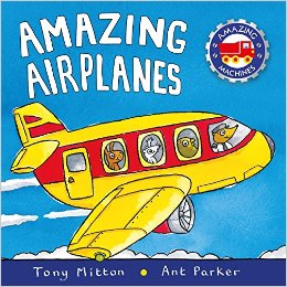 Amazing Airplanes circle time activity for preschool