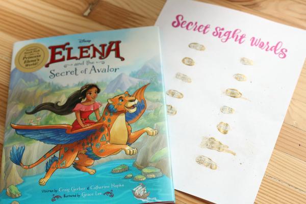 elena-princess-of-avalor-sight-word-activity
