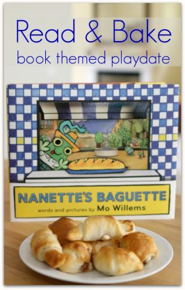 Read & Bake – Book Themed Playdate