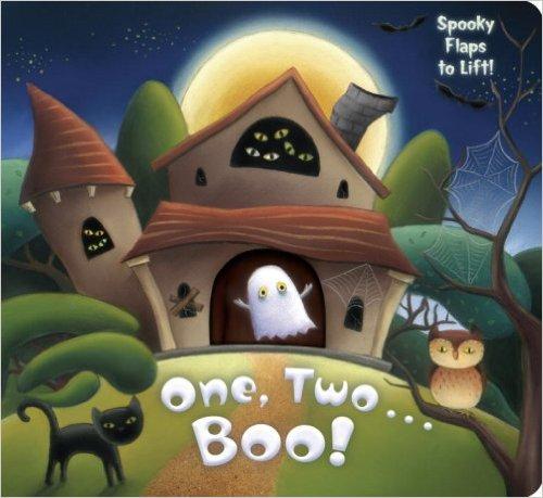 One Two Boo Board book
