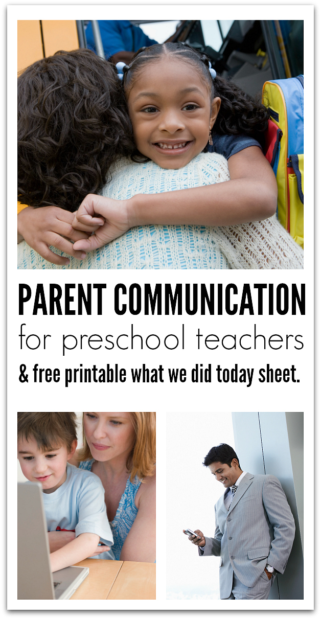 How to have great parent communication in your preschool