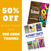 Black Friday Deal For Preschool Teachers
