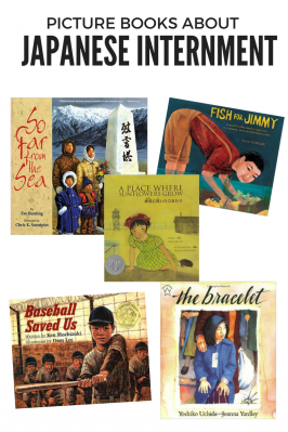 Children's Books About Japanese Internment Camps