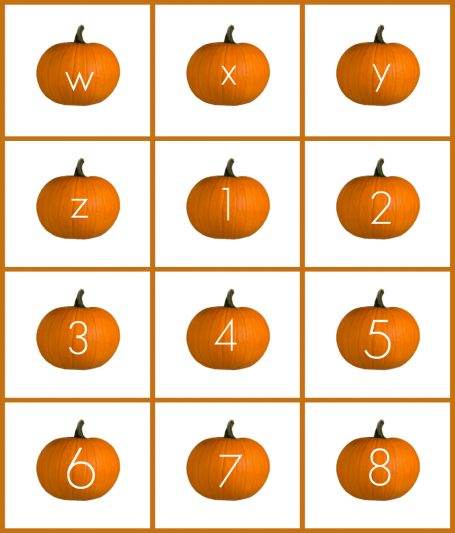 alphabet-and-number-pumpkins-for-sensory-writing-tray