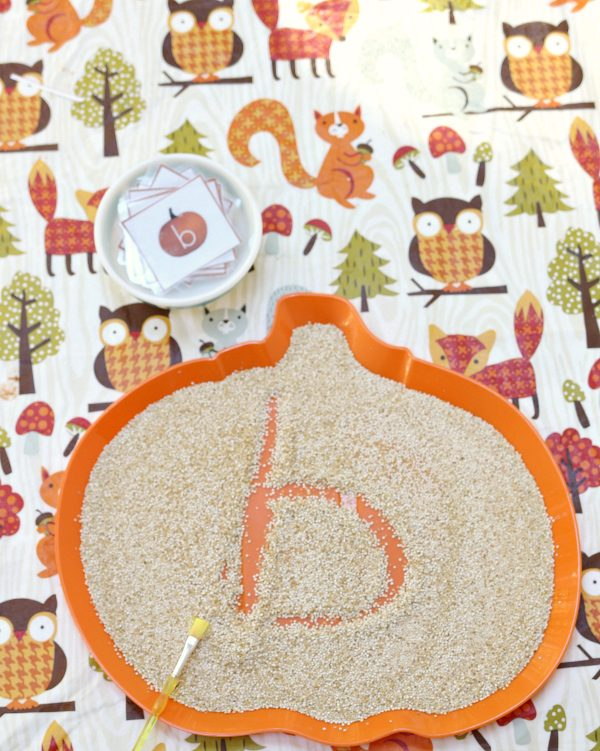 fall-sensory-tray-for-kids