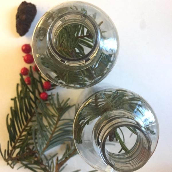 christmas-tree-sensory-bottle-for-preschool-science