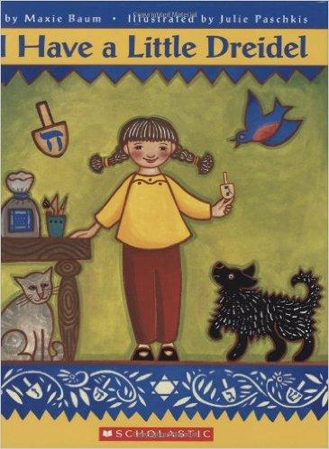 Hanukkah books for kids