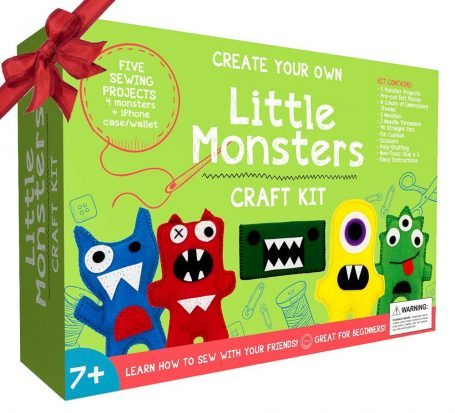 craft kits for kids maker gifts fashion design and sewing kits for no 3999