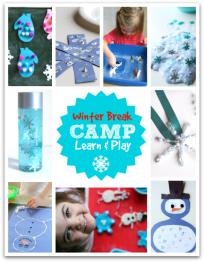 winter break camp for kids