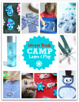 Camp Learn & Play – Winter Break Camp At Home