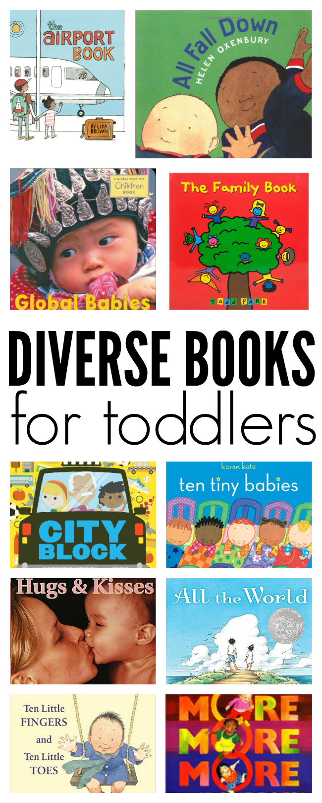 Diverse books for toddlers inclusive books for preschool