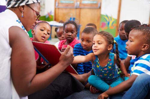 Diverse books are good for all kids