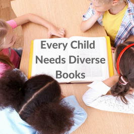 Why Young Children Need Diverse Books and Where To Find Them