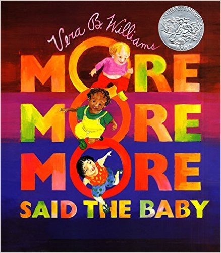 inclusive books for toddlers more more